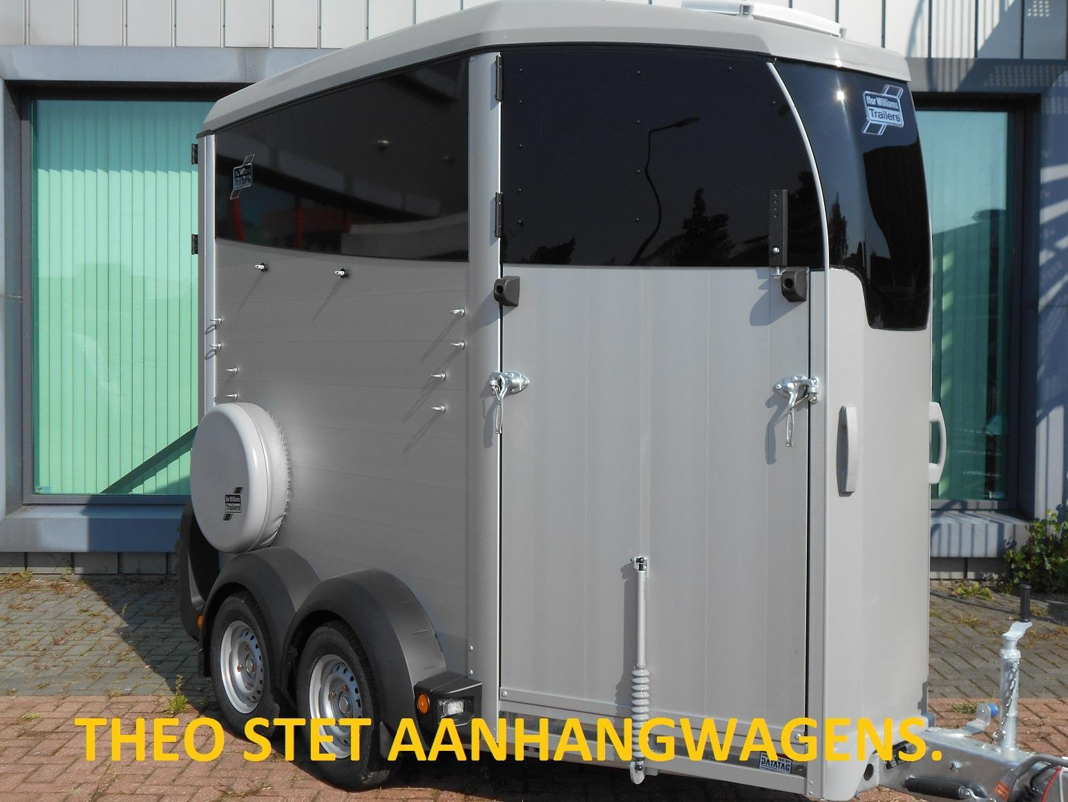 IFOR Williams Trailer HBX - 403